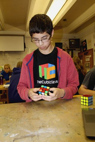 Rapidly Unraveling the Rubik's Cube
