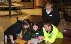 Students Solve Mysteries in Mystery Mayhem