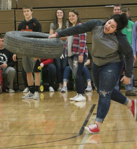 Students Participate in Ag Olympics