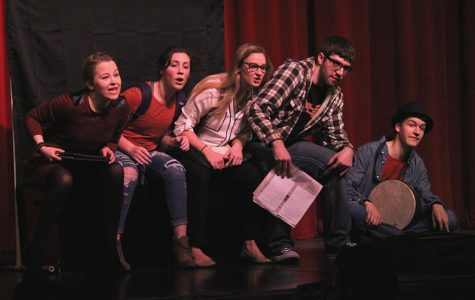 Students Perform at All-State and Senior Large Group Showcase