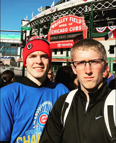 Go Cubs Go:  Students Experience Once in a Lifetime Event