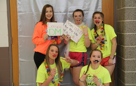 Take a Chance and Dance: West Delaware Student Council Hosts Dance Marathon