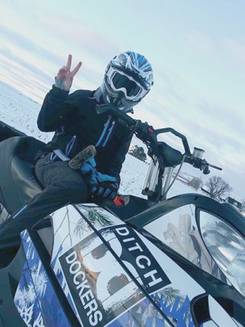A Passion for Snowmobiling