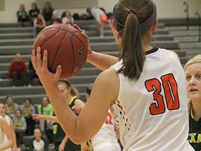 Girls' Basketball Maneuvers into Postseason