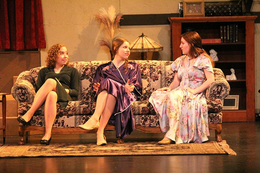 Grace Reiss (10), Kendra Offerman (11), and Bergan Bloomers (12)