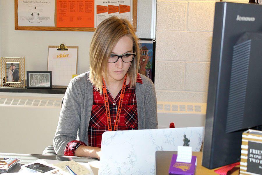 Shelby Piersch, Guidance Counselor