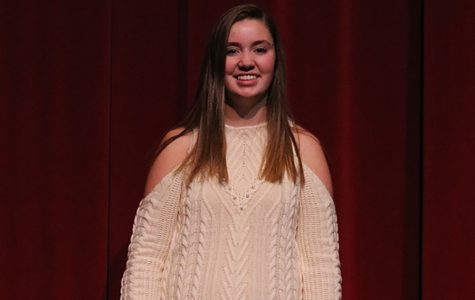 McMahon Accepted for Opus Honor Choir