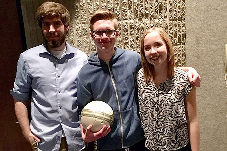 Postcards from Camp Thespis: Students travel to UNI for Thespian Festival