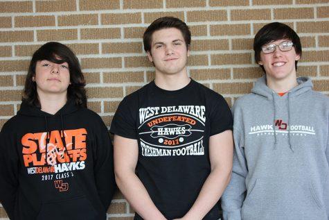 WD Boys Let Their Hair Down