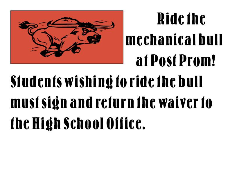 Premiering: Mechanical Bull