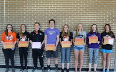 April Career Ready Students of the Month