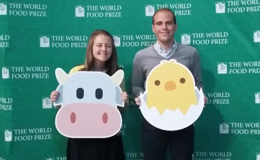 World Food Prize Iowa Youth Institute