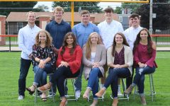 West Delaware Announces Honor and Homecoming Courts
