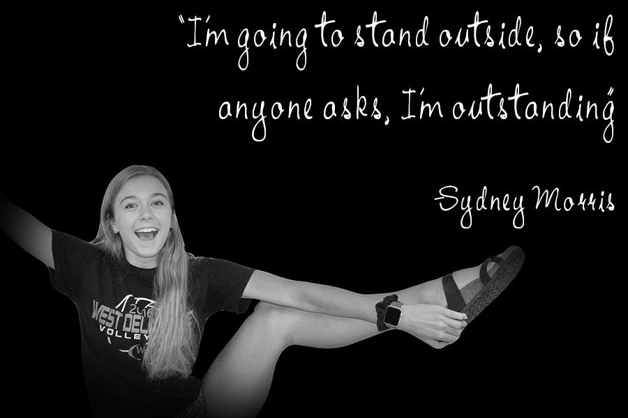 Sydney Morris