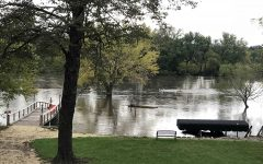 High Water Hits Student Homes