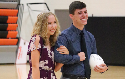 2018 Homecoming King and Queen Crowned