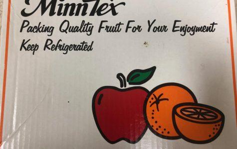 MinnTEX fruit box