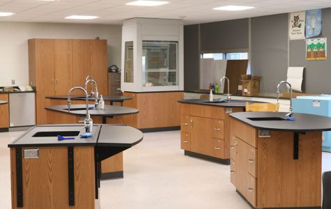 Extreme Makeover Chemistry Lab Edition
