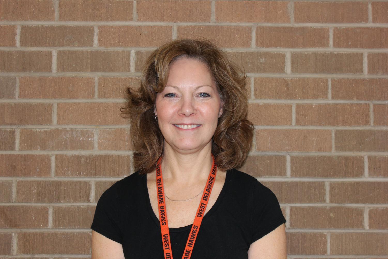 Teacher Jodie Bramel