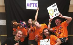 West Delaware Hosts Fifth Annual Dance Marathon