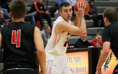 Krogmann Receives IBCA Academic All-State Award