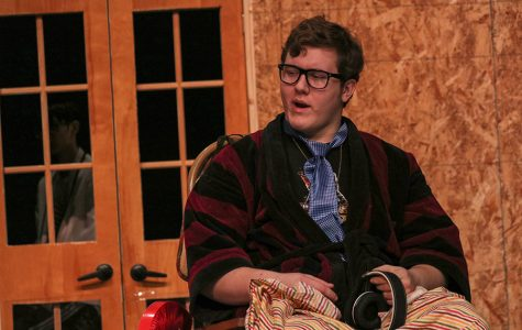 "Meet the Cast of West Delaware's ""The Man Who Came to Dinner"""