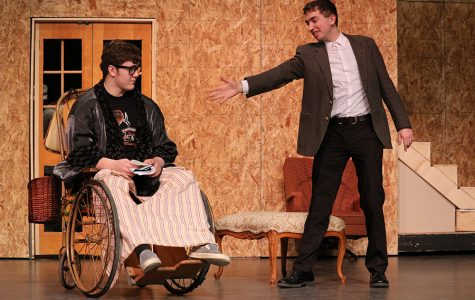 "West Delaware Presents ""The Man Who Came To Dinner"""