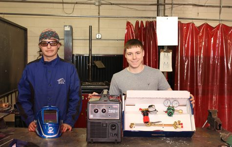 West Delaware Welders Win Big