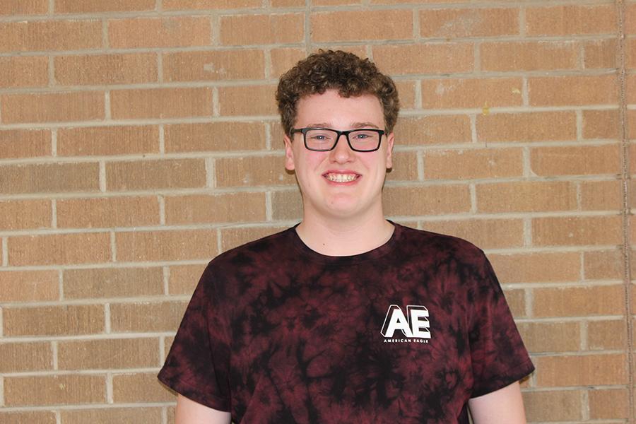 Sophomore Jacob Hosch