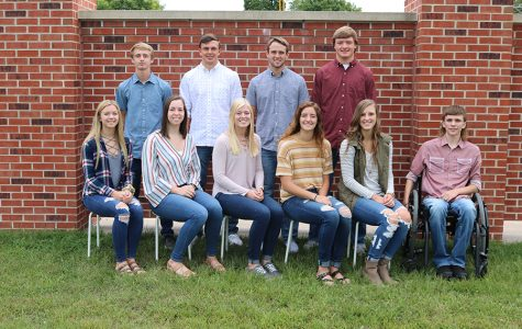 West Delaware Names Homecoming & Honor Courts