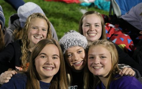Students Attend Fifth Annual Fields of Faith