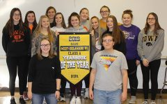 West Delaware Yearbook Earns Yearbook of the Year