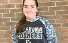 Freshman Erin Mullen