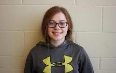 Sophomore Emily Bemer
