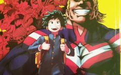 My Hero Academia is an action series full of suspense and adventure.
