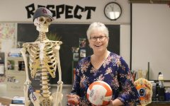 Teacher Joan Salow is retiring at the end of the 2021 school year after 31 years.